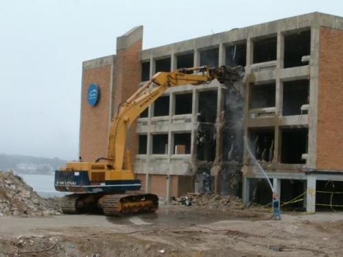 Thuyết minh biện pháp thi công phá dỡ công trình cũ